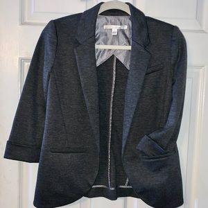 Lauren Conrad women's grey blazer